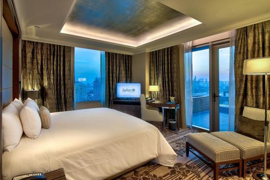 Radisson Blu Plaza Bangkok: Royal Deluxe Suite