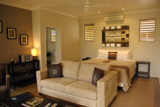 Eden House Retreat: A Luxury Spa Villa Room