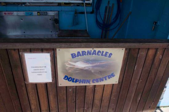 Tin Can Bay, Australia: Sign