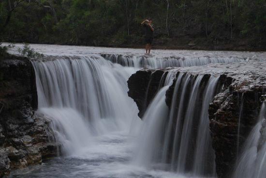 Bamaga, Australia: Elliot Falls