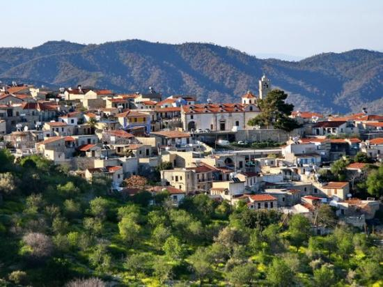 Larnaka City, Cyprus: Lefkara Picturesque Village