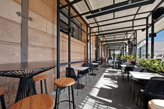 the barossa cafe outdoor cafe picture of adelaide casino
