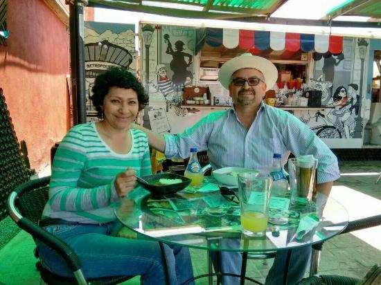 Le Pinche Francés: Gran sopa de cebolla y Orangina