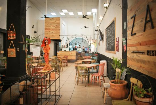 Zaguán Restaurate & Galería: Bienvenidos!