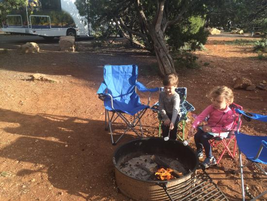 Desert View Campground