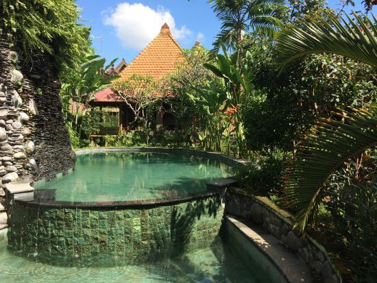 Tunjung Mas Bungalows: Petite piscine