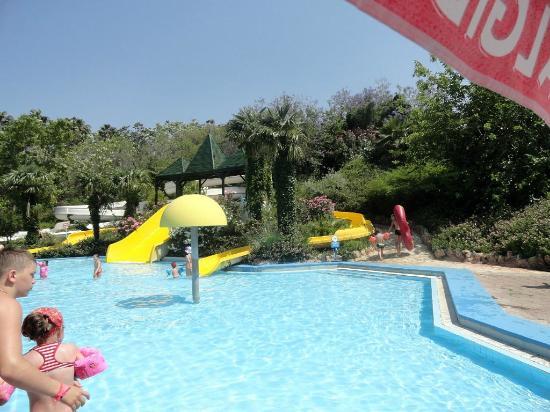 Antalya Aqualand & Dolphinland: Детский бассейн