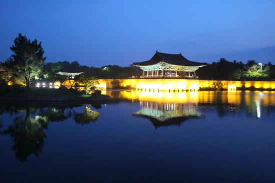 Donggung Palace and Wolji Pond