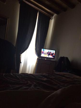 Hotel Tuder : camera