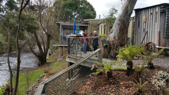 Westerway, أستراليا: Outdoor Area