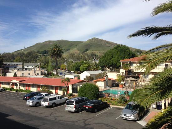 Super 8 San Luis Obispo: View from Second Floor
