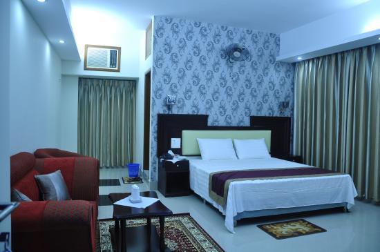 Jessore, Bangladesz: Luxury Couple Room