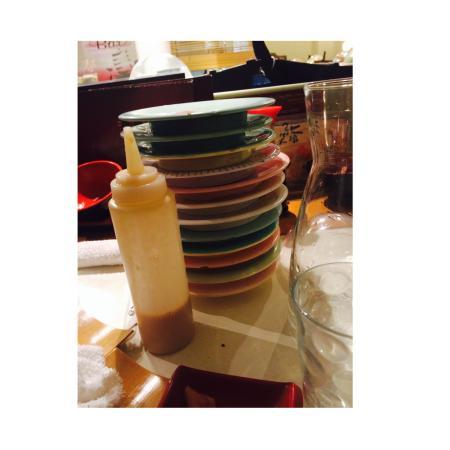 Le Sushi Bar: Excellent !!!!!