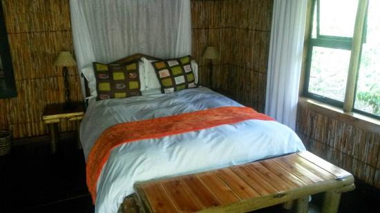 Makhasa Game Reserve and Lodge: Bedroom