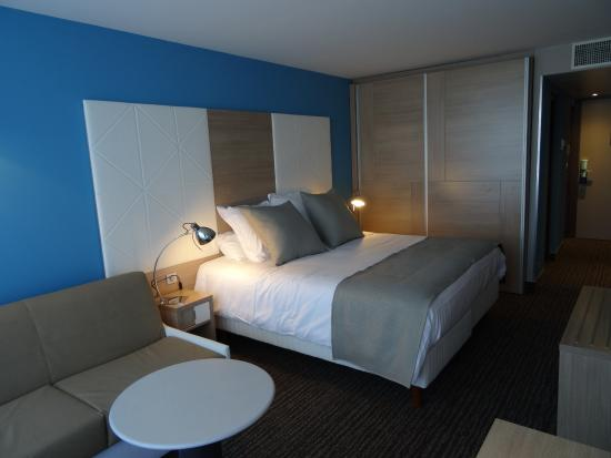 Deluxe Room Sea View Picture Of Hotel Point France Arcachon