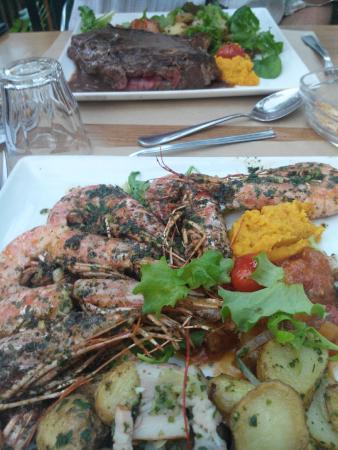 "Chez Pito : Nos plats 'hum..."""