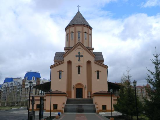 ‪Church of St. Sarkis‬