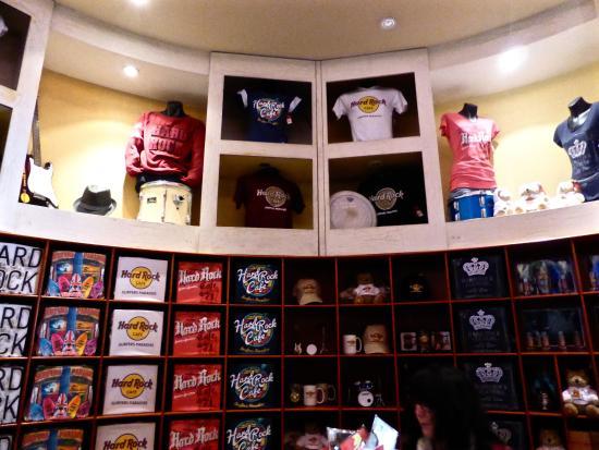 Hard Rock Cafe Surfers Paradise Merchandise
