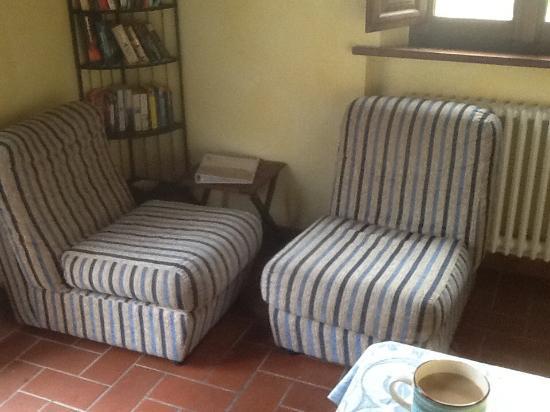 Zampugna Agriturismo: Indoor seating