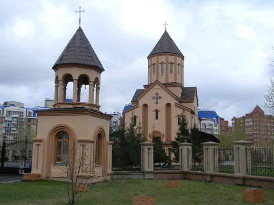 Church of St. Sarkis