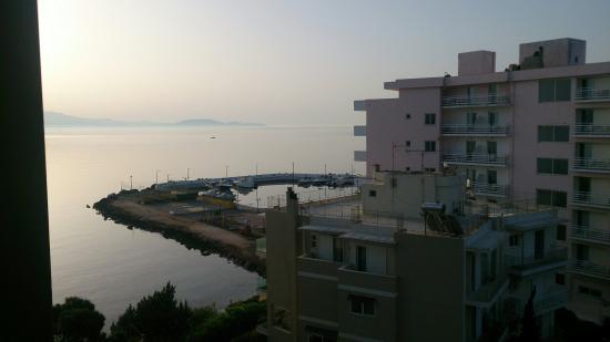 Hotel Mati: Morning in Mati Hotel