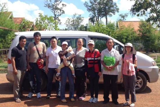 Angkor Best Driver: siem reap van taxi driver , adventure tour