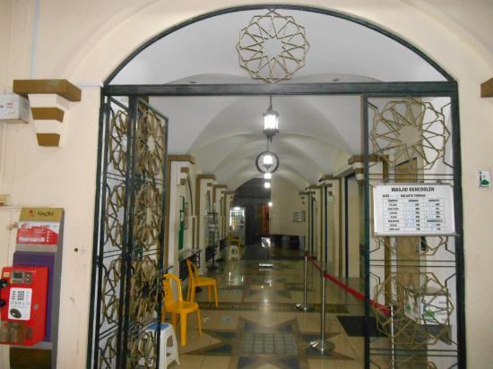 Bencoolen Mosque