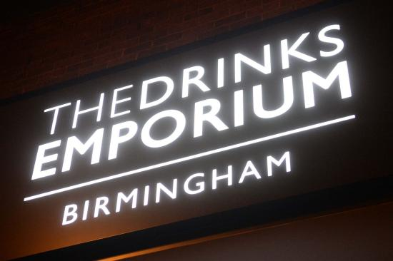 ‪The Drinks Emporium Birmingham‬