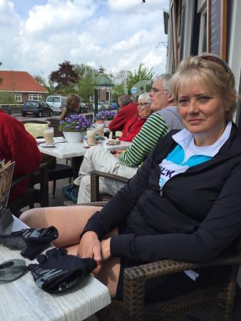 Akkrum, Países Bajos: Cafe Kromme Knilles