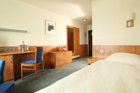 Hotel Am Moosfeld: Business Einzelzimmer