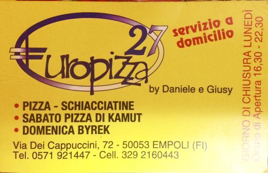 Europizza 27