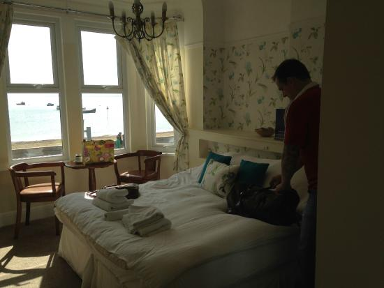 The Waverley Guesthouse: Lovely room