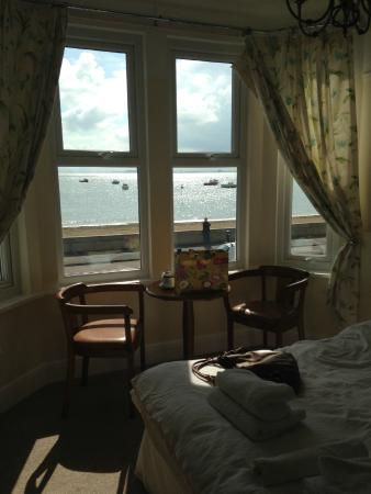 The Waverley Guesthouse: Great View