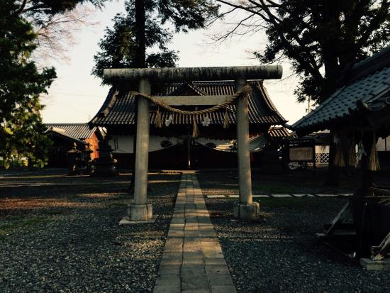 Matsumoto Shrine