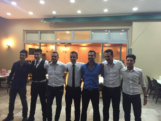 Okan Tower Apart Hotel : The best team ever