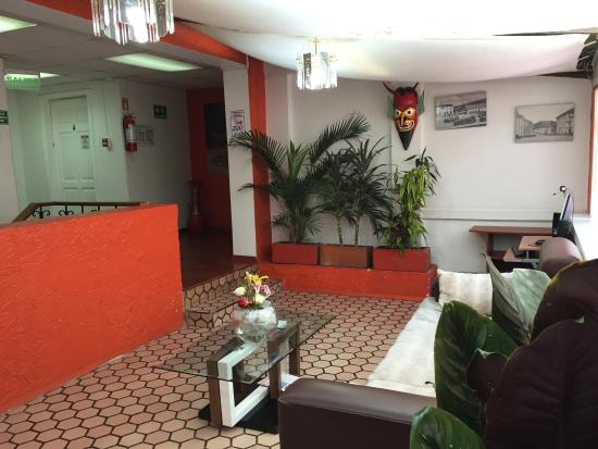 The Imperial Hostal - Restaurant : The Imperial
