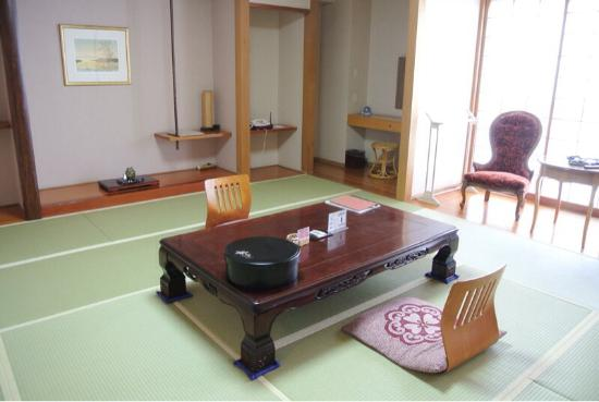 Hotel Stellacote Taiankaku: 和室の部屋でした