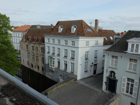 """Bryghia Hotel: The view from the room at the """"secret"""" 4th floor"""