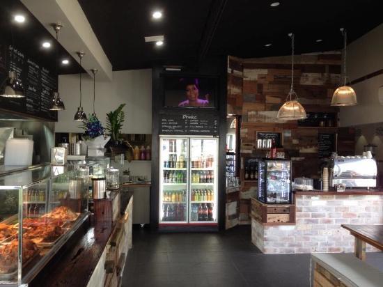 georges rustic cafe takeaway