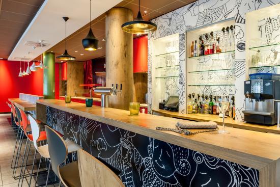 Ibis Milano Ca Granda: Bar