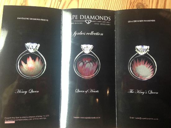 Cape Diamonds