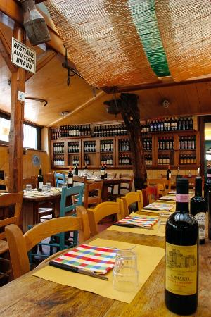Photo of Italian Restaurant Il Pallaio at Via Pier Fortunato Calvi 2/r, Florence 50137, Italy