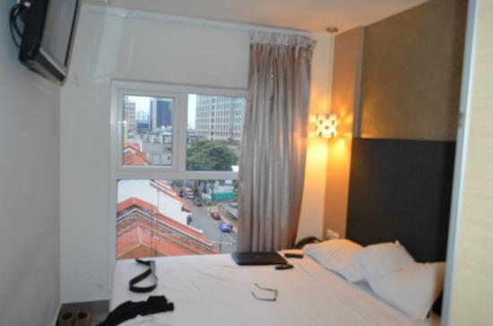 Marrison Hotel : INSIDE ROOM