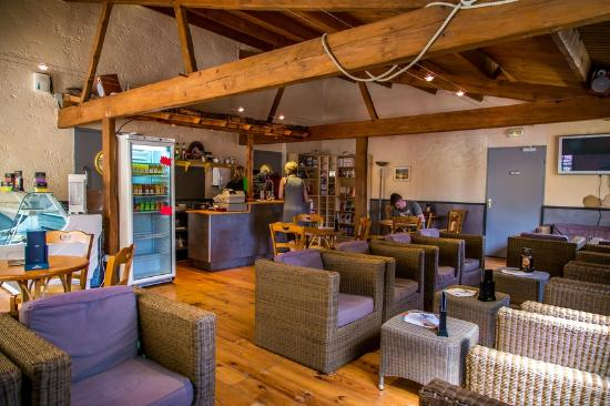 Le Pas Opton : Enjoy a coffee in the Vendée-Vous Café