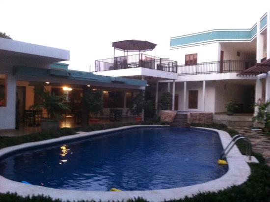 Hotel Mozonte: Piscina