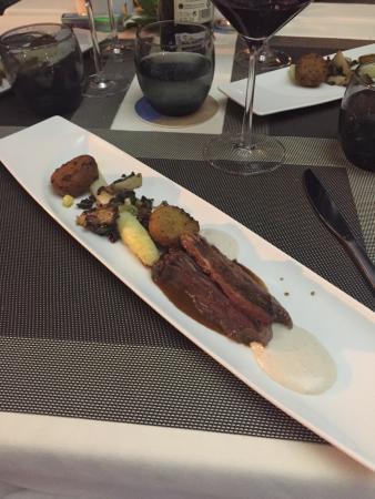 Restaurante Es Passeig: Hauptspeise Filet