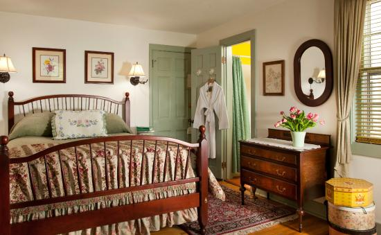 Thomas Shepherd Inn: Room Five