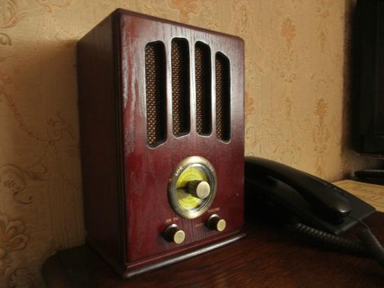 Hotel Sarmata: radio?