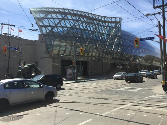 Foto De Galería De Arte De Ontario Ago Toronto: Picture Of The AGO, Art Gallery Of Ontario, Toronto