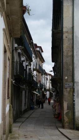 Hotel Valenca do Minho: Valenca - The Pilgrims way to Santiago de Compostela